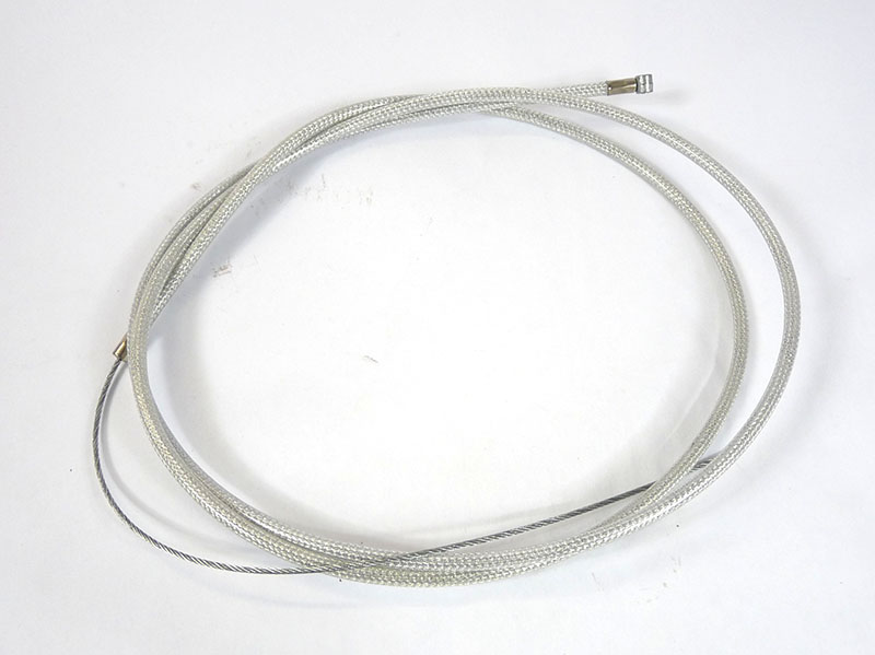 Lambretta Cable, Braided, Clutch nylon lined, Race-Tour, MB