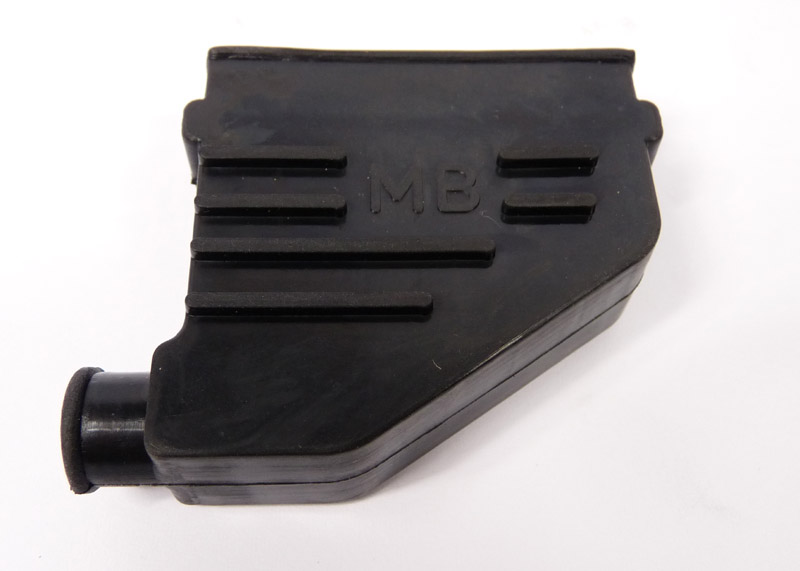Lambretta Electronic ignition regulator rubber cover for Ducati type electronic regulators, MB