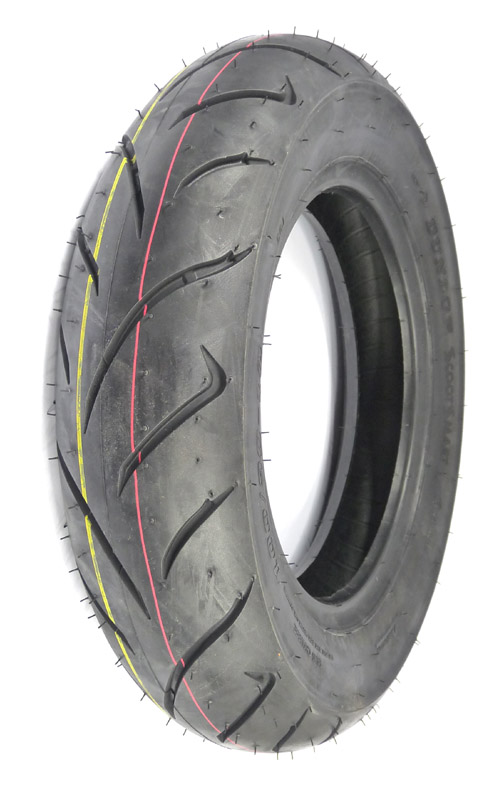 Lambretta Tyre, Dunlop, 350:10, Scootsmart, P rated version